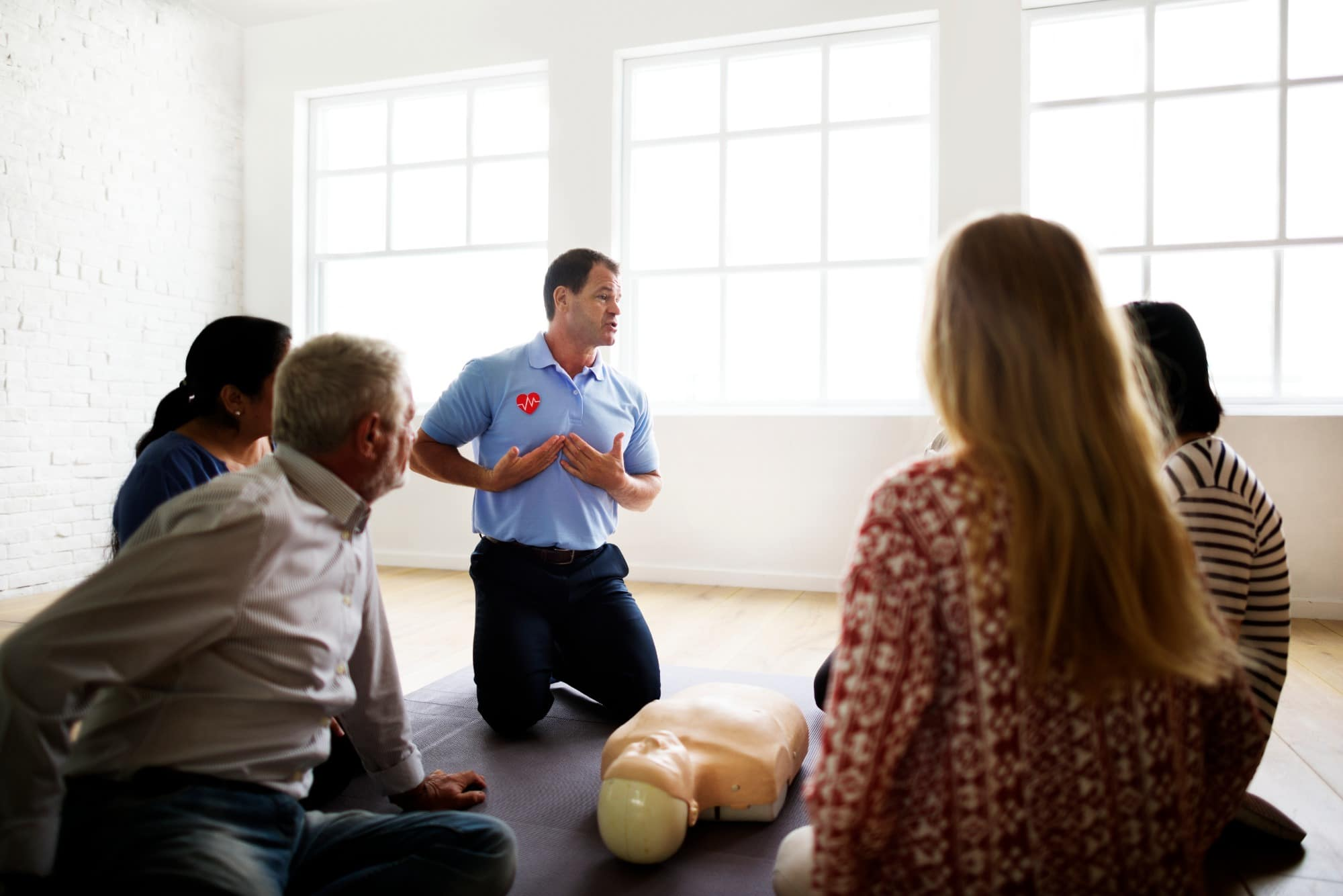 CPR-AED-Standard-Training