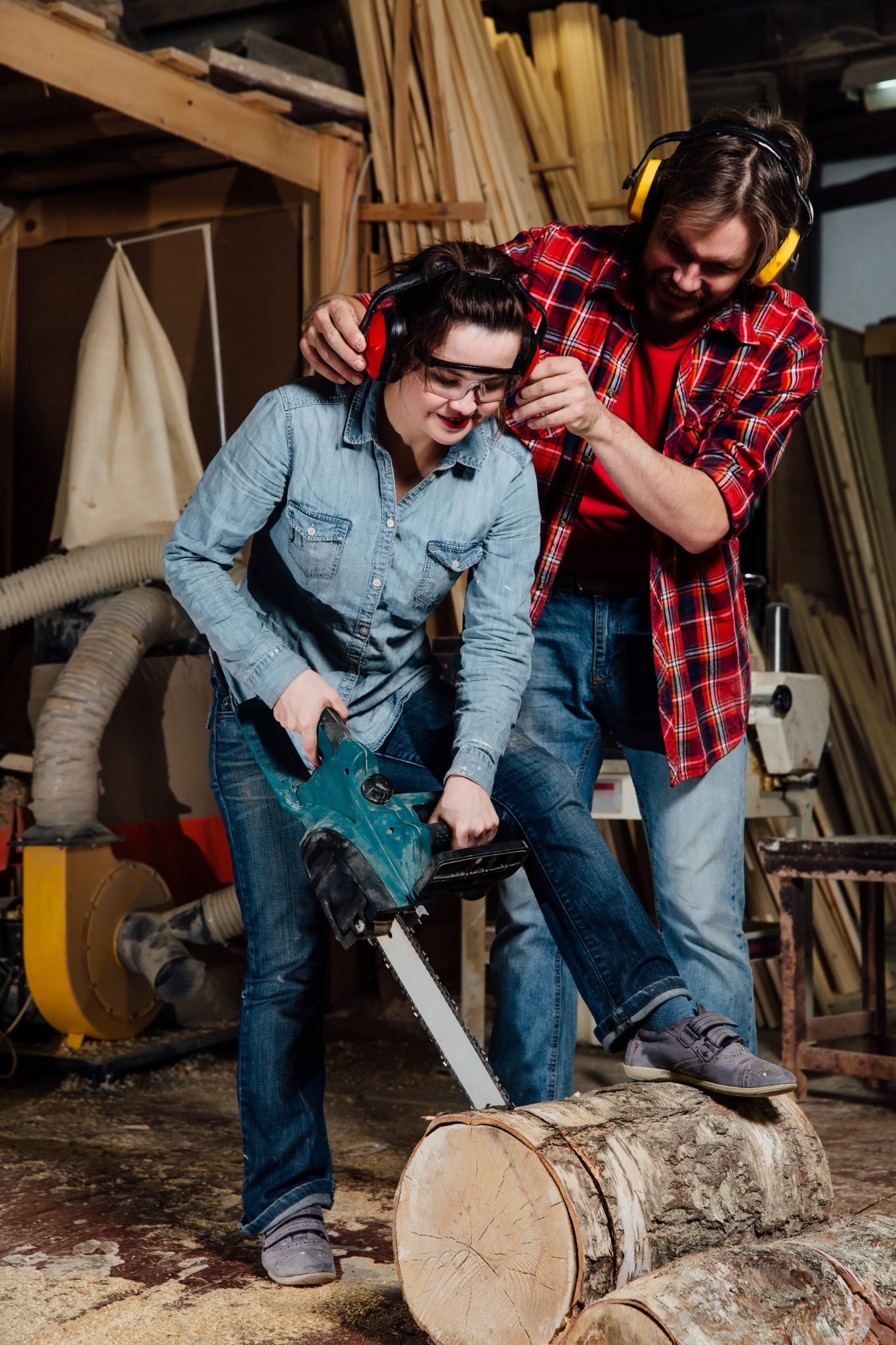 Chainsaw-Awareness-Training